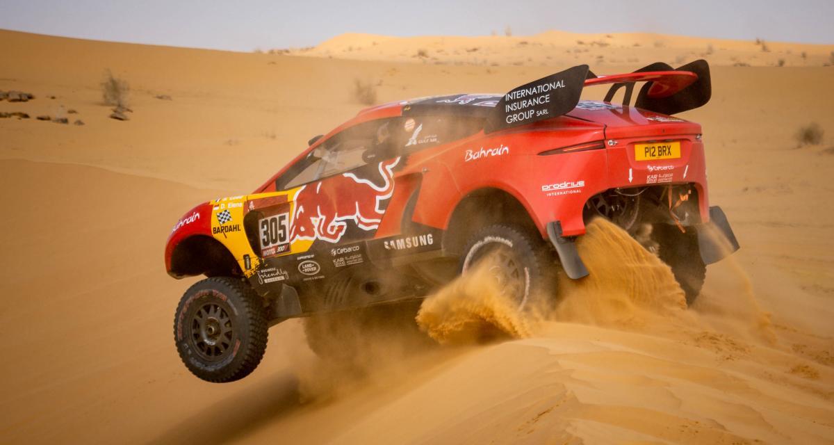 Extreme E - Ocean X Prix du Sénegal : quel résultat pour Sébastien Loeb