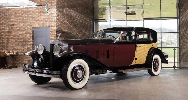 Rolls-Royce Phantom II Special Brougham (1933)