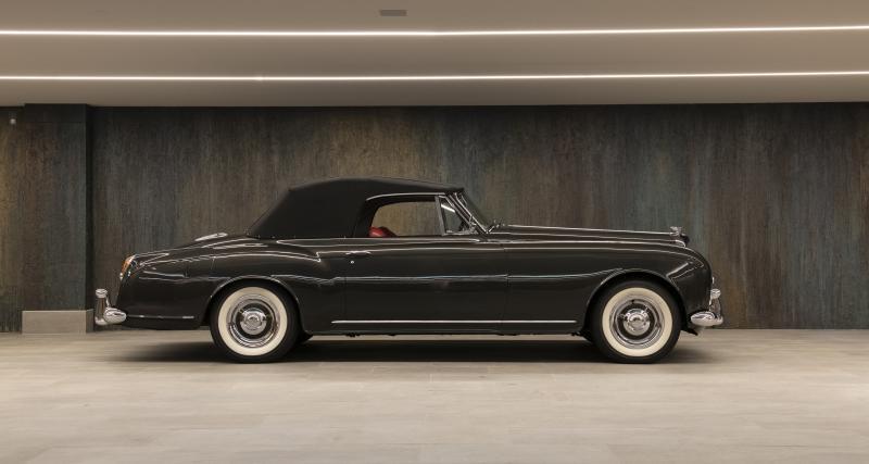 Bentley S1 Continental Drophead Coupé (1958)