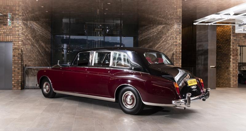 Rolls-Royce Phantom VI Special Limousine (1990)