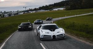 Bugatti au Nürburgring : 20M€ d'hypercars à l'assaut de l'enfer vert