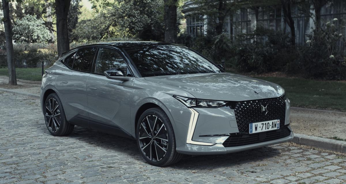 DS 4 (2021) - essence, diesel, hybride rechargeable : quelle motorisation choisir ?