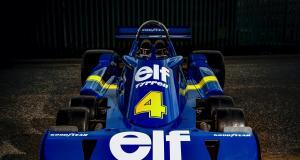 """Tyrrell P34 """"Continuation"""" : offrez-vous la fameuse Formule 1 à six roues !"""