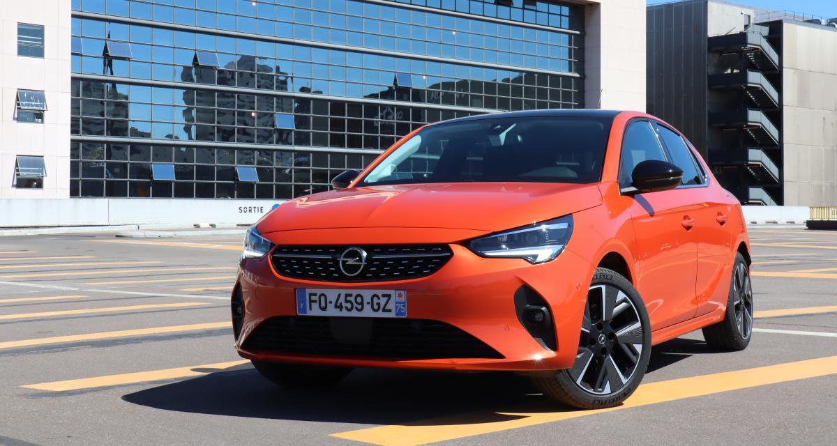 Essai de l'Opel Corsa-e : son autonomie à l'épreuve d'une journée chargée