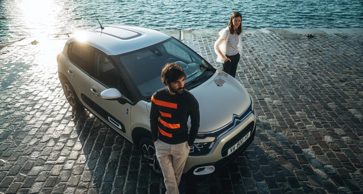 Citroën C3 Saint-James : une nouvelle édition limitée chic et décontractée