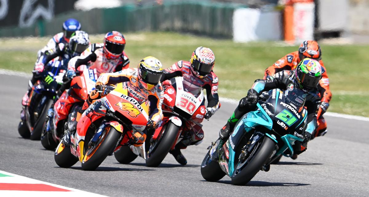 Grand Prix de Catalogne de MotoGP : horaires, programme TV et streaming