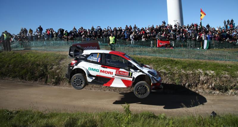 WRC - Rallye de Sardaigne : les résultats du Shakedown