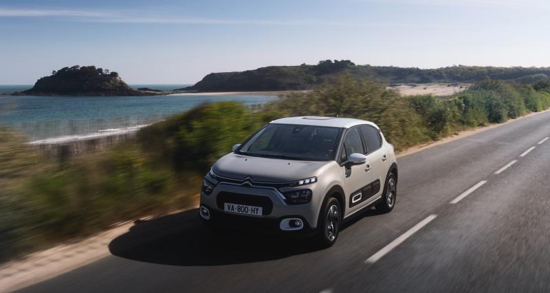 Citroën C3 Saint-James : les prix de la série spéciale