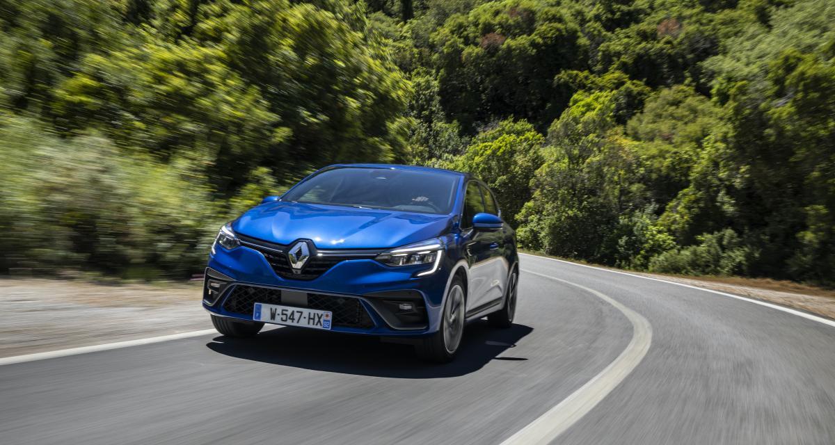 Luca de Meo sur le bridage des Renault à 180 km/h : «qui roule en Clio à 200 à l'heure ?»