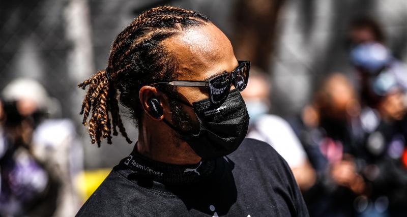 Le soutien public d'Hamilton à Osaka après son retrait de Roland Garros
