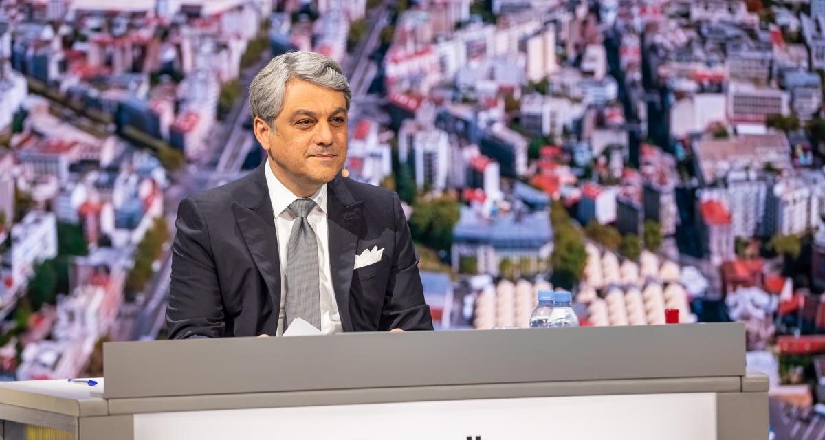 Renault - Luca de Meo sur l'hydrogène : «prendre 30% du marché en Europe»