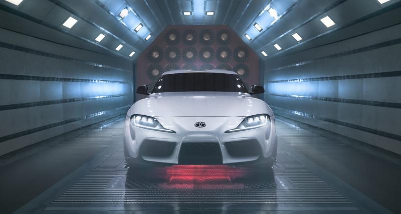 Toyota GR Supra A91-CF Edition : la fibre de carbone et l'aérodynamisme à l'honneur