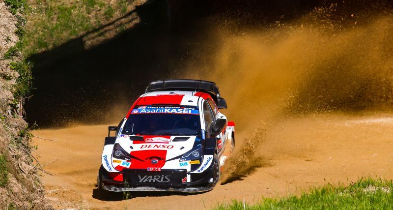 WRC : l'historique de Sébastien Ogier au Rallye de Sardaigne