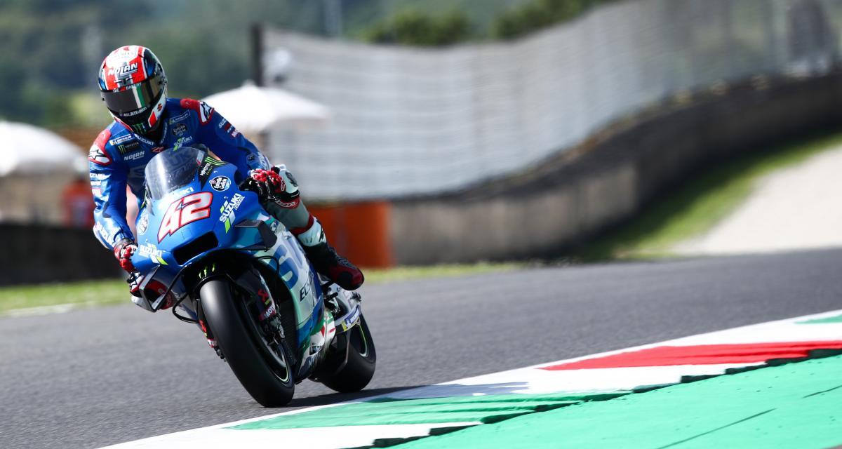 Grand Prix de Catalogne de MotoGP : Rins s'est fracturé le radius, il ne participera pas à la course