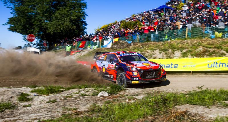 WRC - Rallye de Sardaigne : les temps forts du Shakedown