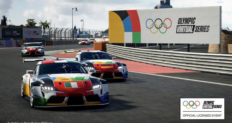 Saviez-vous que Gran Turismo sera aux JO de Tokyo et qu'un Français jouera pour la médaille d'or
