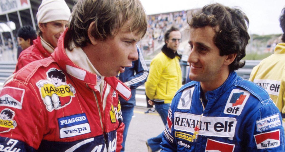 Il y a 39 ans… le 10e podium de Didier Pironi en F1