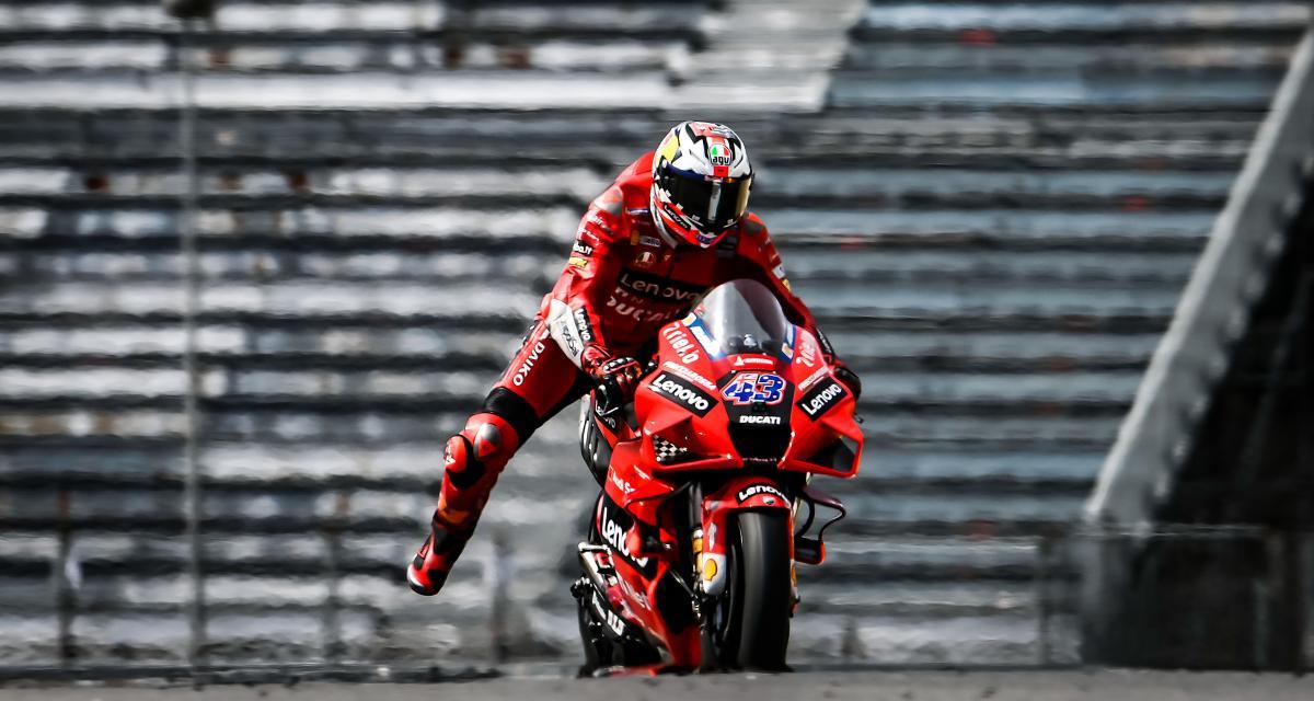 Grand Prix de Catalogne de MotoGP : les qualifiés pour la Q1