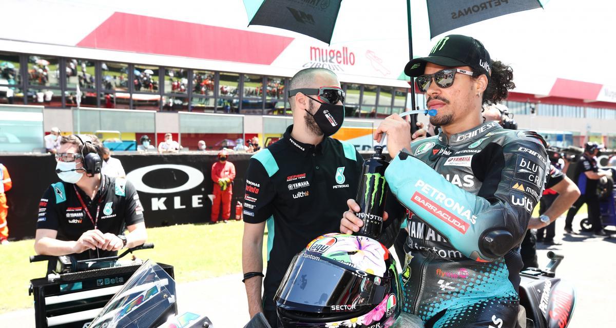 Grand Prix de Catalogne de MotoGP : les qualifiés pour la Q2