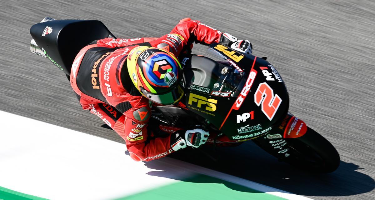 Grand Prix de Catalogne de Moto3 : la grille de départ