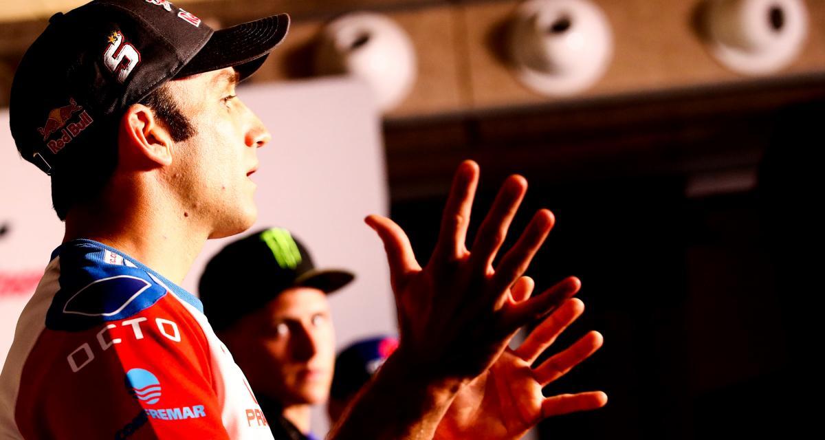 Grand Prix de Catalogne de MotoGP : la réaction en vidéo de Johann Zarco après les qualifications