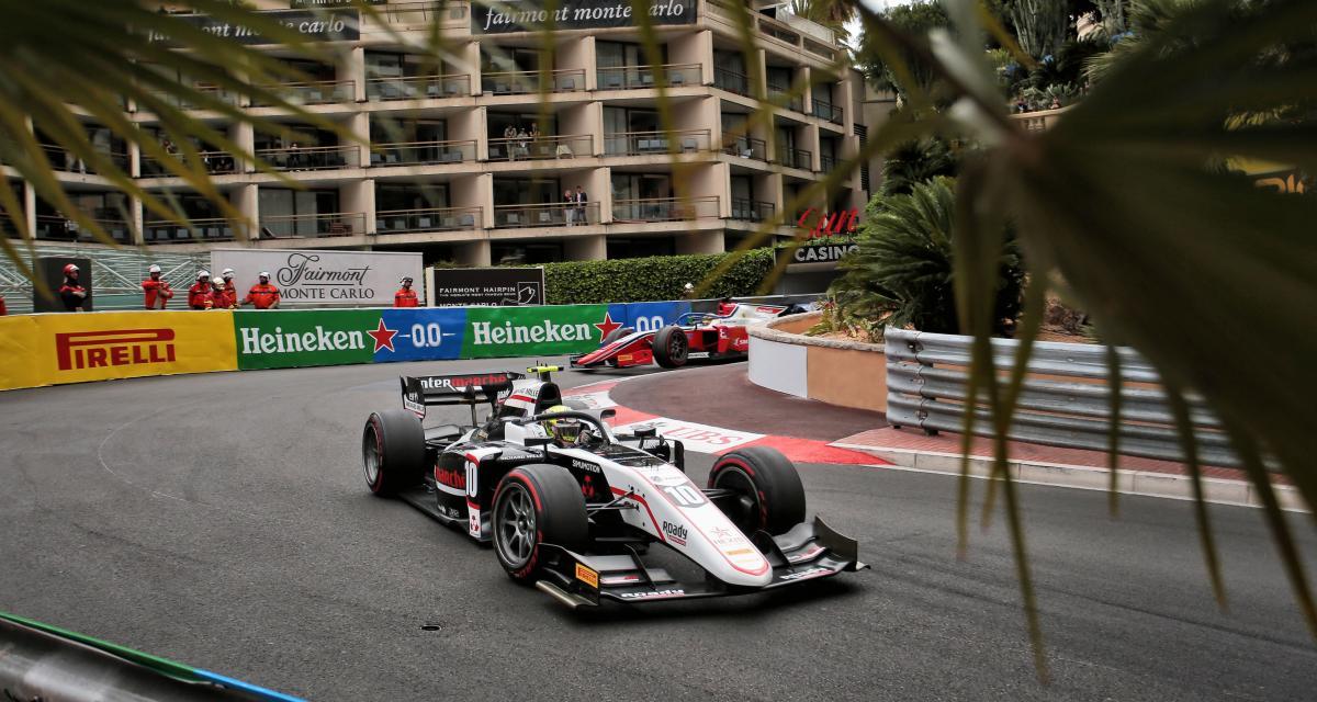 Grand Prix d'Azerbaïdjan de F2 : quel résultat pour Théo Pourchaire lors de la course 2 ?