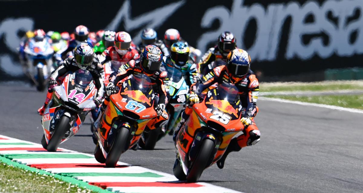 Grand Prix de Catalogne de Moto2 : la grille de départ