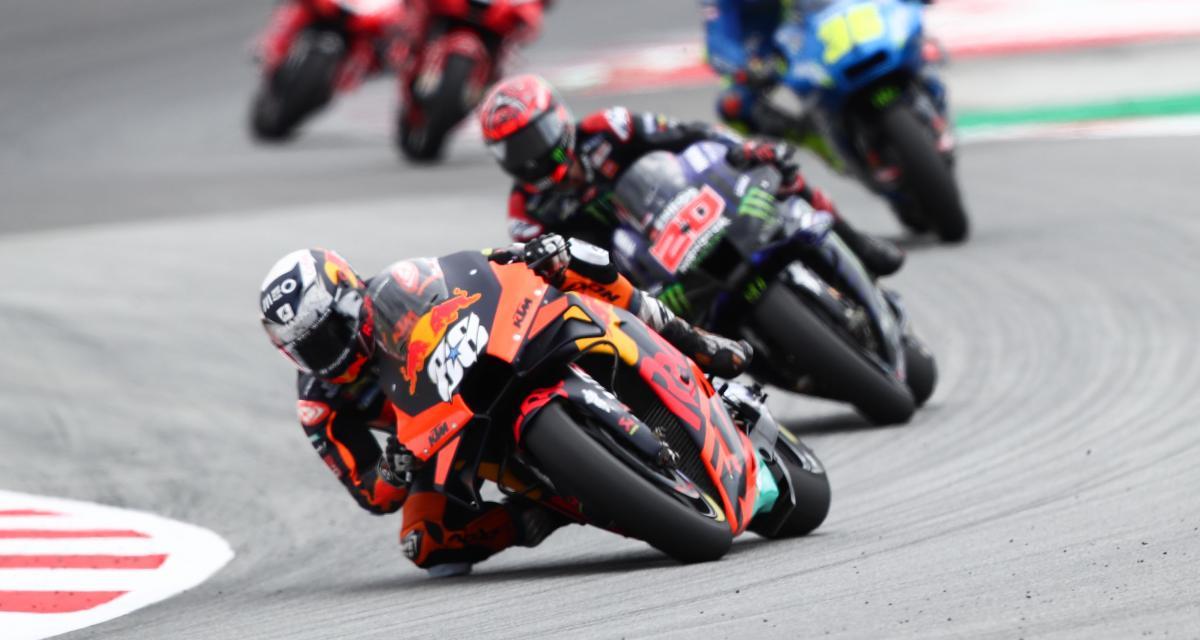 Grand Prix de Catalogne de MotoGP : le classement final