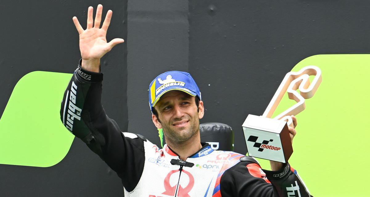 Grand Prix de Catalogne de MotoGP : quel résultat en course pour Johann Zarco ?