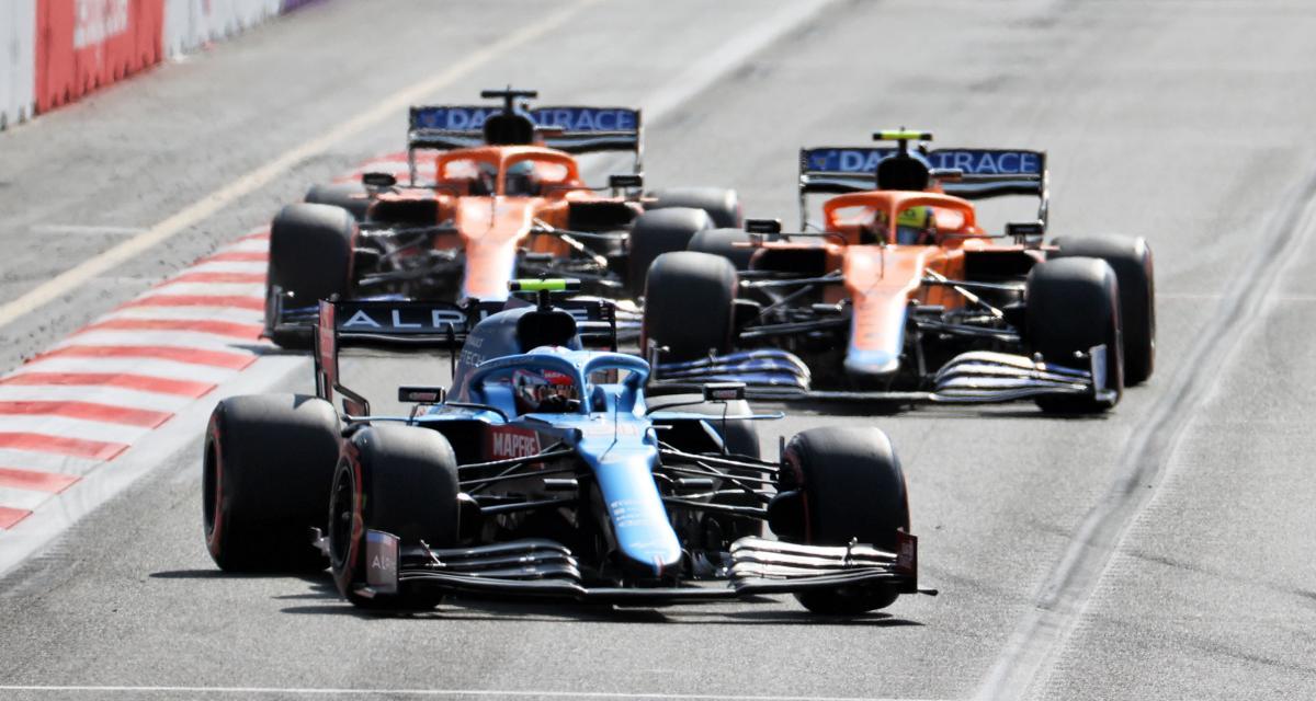 Grand Prix d'Azerbaïdjan de F1 - Esteban Ocon : quel résultat en course pour le pilote Alpine ?