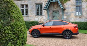 Essai Renault Arkana E-Tech hybride (2021) : modelé par les tendances
