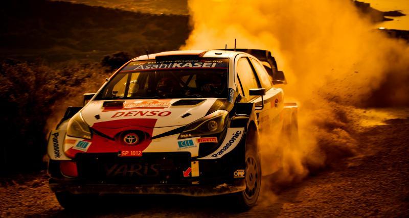 WRC - Rallye de Sardaigne : les temps forts de lade la 5e manche du championnat en video