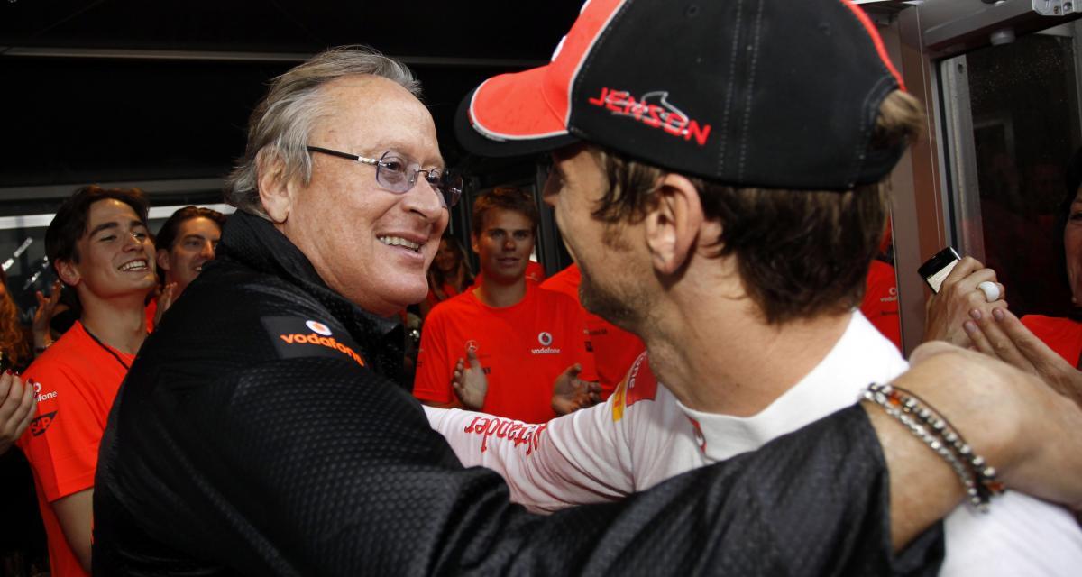 F1 - McLaren Racing : l'hommage des pilotes à Mansour Ojjeh