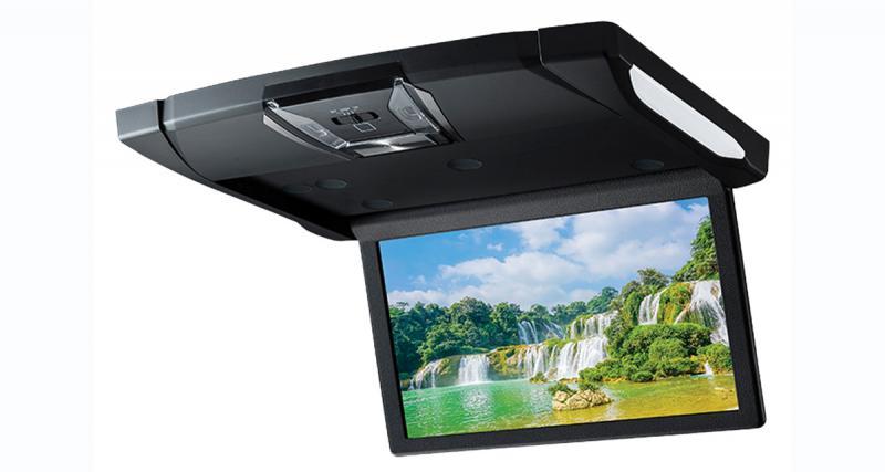 Alpine-Electronics dévoile un nouvel écran plafonnier