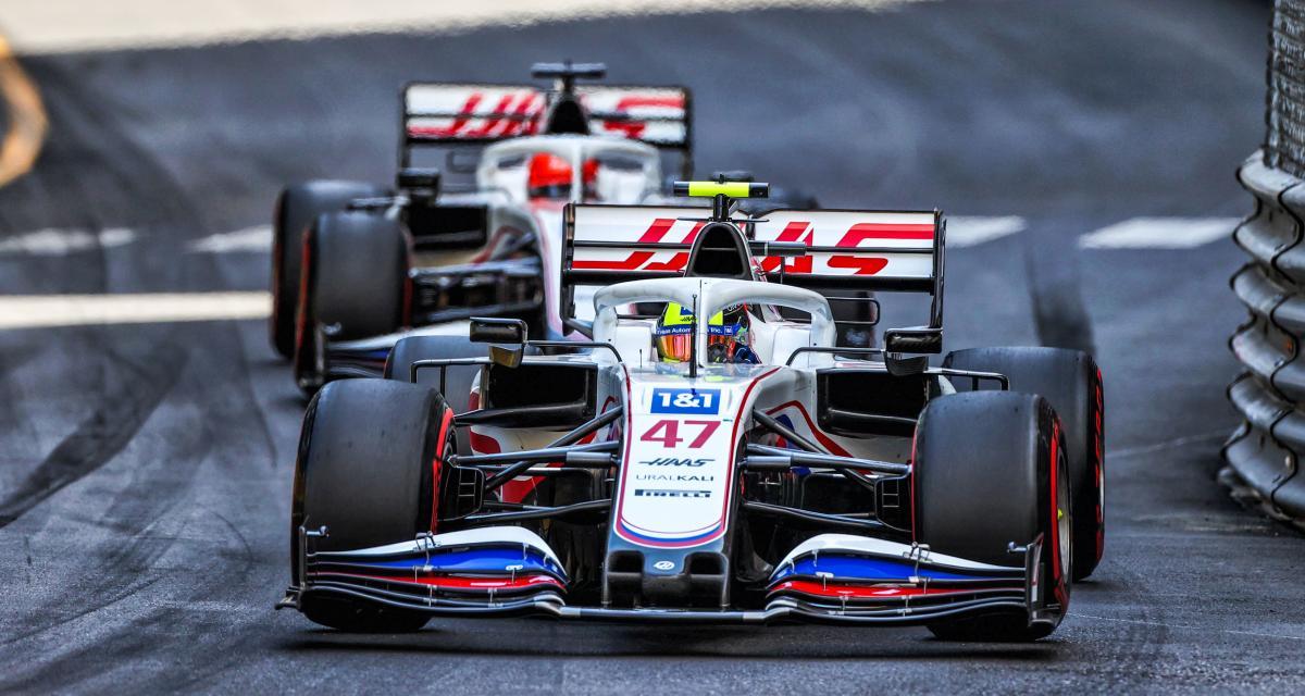 Grand Prix d'Azerbaïdjan de F1 : le coup de gueule de Schumacher contre Mazepin