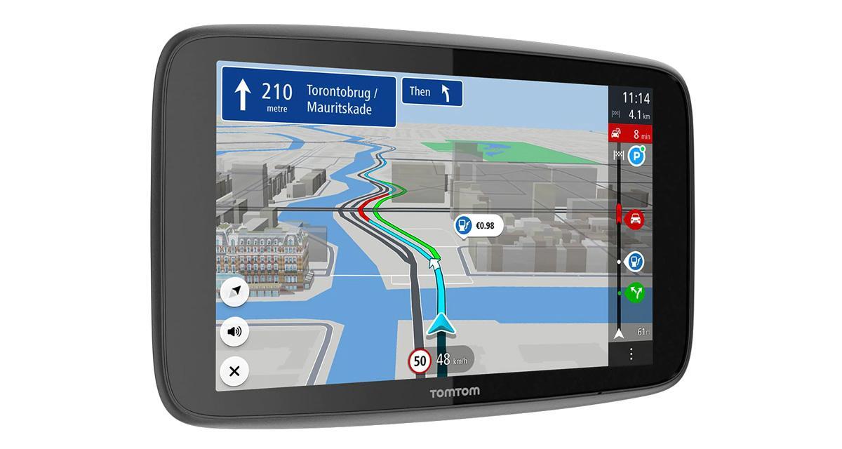 Tomtom dévoile une nouvelle gamme de GPS portable avec cartographie mondiale