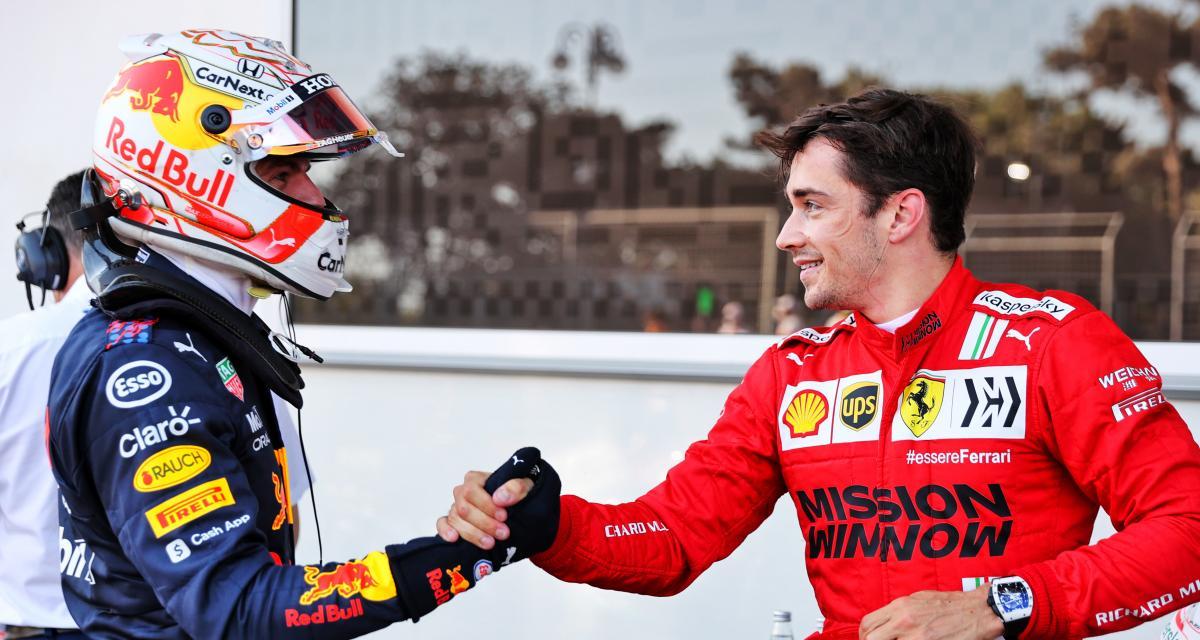 Grand Prix d'Azerbaïdjan de F1 : Leclerc pointe le manque de réactivité de la FIA après l'accident de Verstappen