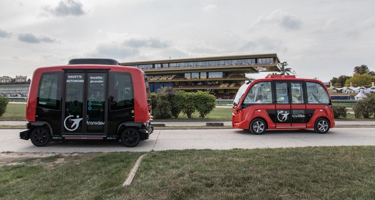 Transdev: un leader mondial de la mobilité autonome
