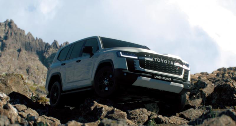 Toyota Land Cruiser SW (2021) : le mythe poursuit sa route