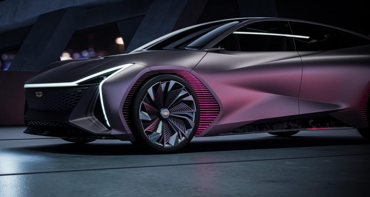 Geely Vision Starburst : un concept-car inspiré par les phénomènes cosmiques