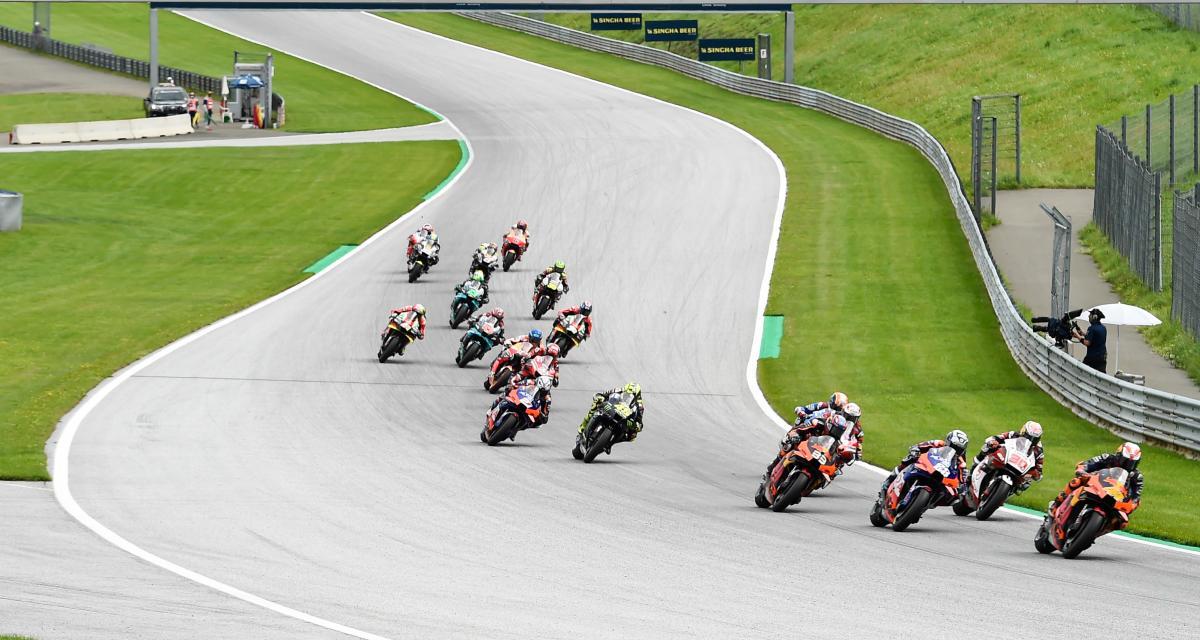 MotoGP - Le public de retour aux Grands Prix de Styrie et d'Autriche