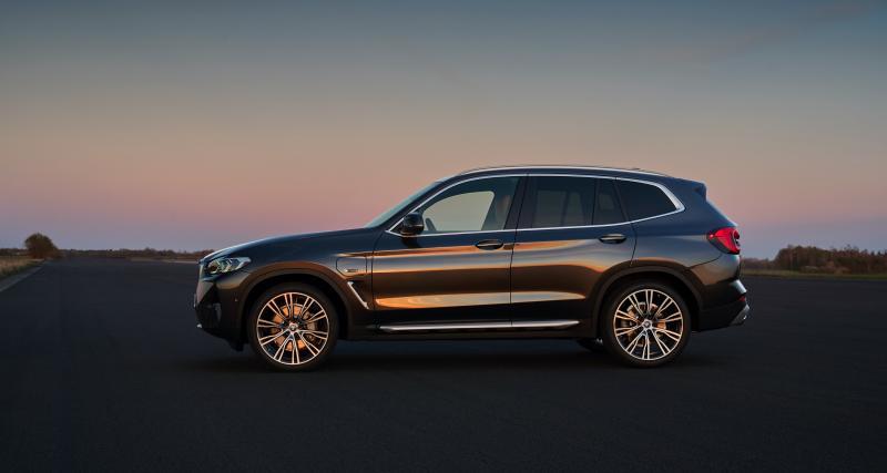 Les prix du BMW X3 restylé