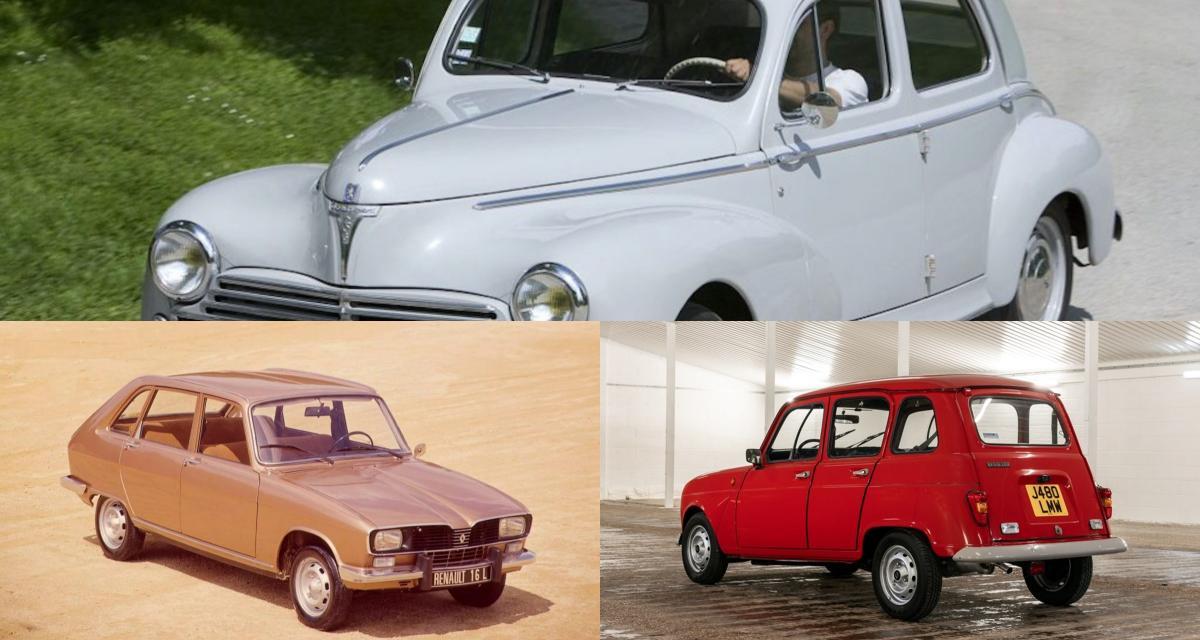 Voitures de collection : 200 véhicules ordinaires ajoutés au célèbre guide des prix Hagerty