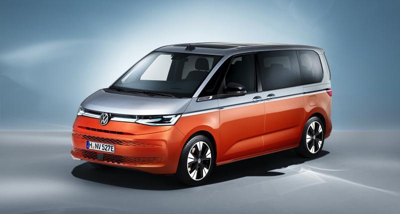 Volkswagen Multivan (2021) : il est là, le meilleur ami des familles nombreuses