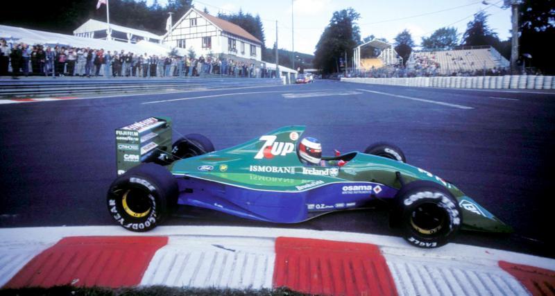 Michael Schumacher : sa toute première F1 à vendre pour une petite fortune