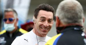 IndyCar : Simon Pagenaud amateur de Big Mac !