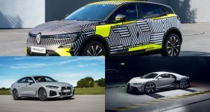 BMW Série 4 Gran Coupé, Renault Mégane électrique… les nouveautés auto de la semaine - 1ère partie