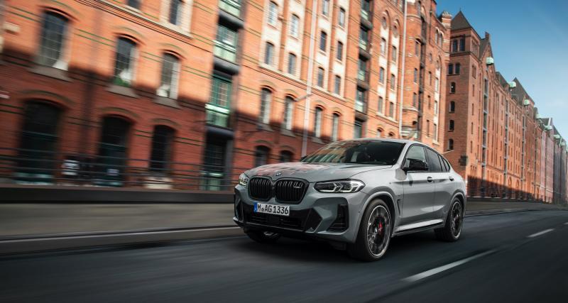 BMW X4 rediseñado (2021)