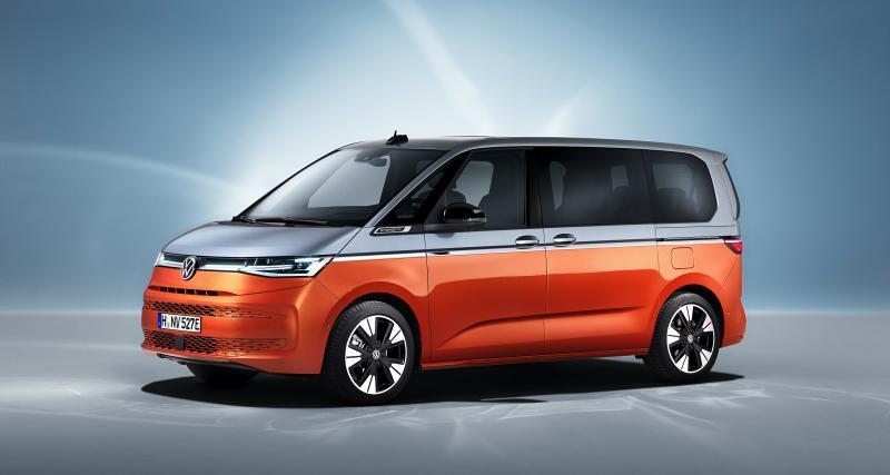 Volkswagen Multivan (2021)