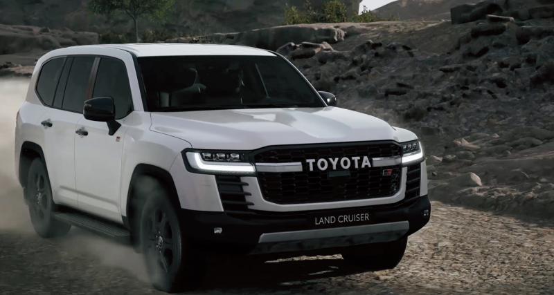 Toyota Land Cruiser SW (2021)